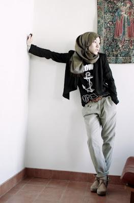 Hijab Igo dian Pelangi mualaf hana tajima kebaya uniqlo koleksi hana tajima koleksi hana tajima