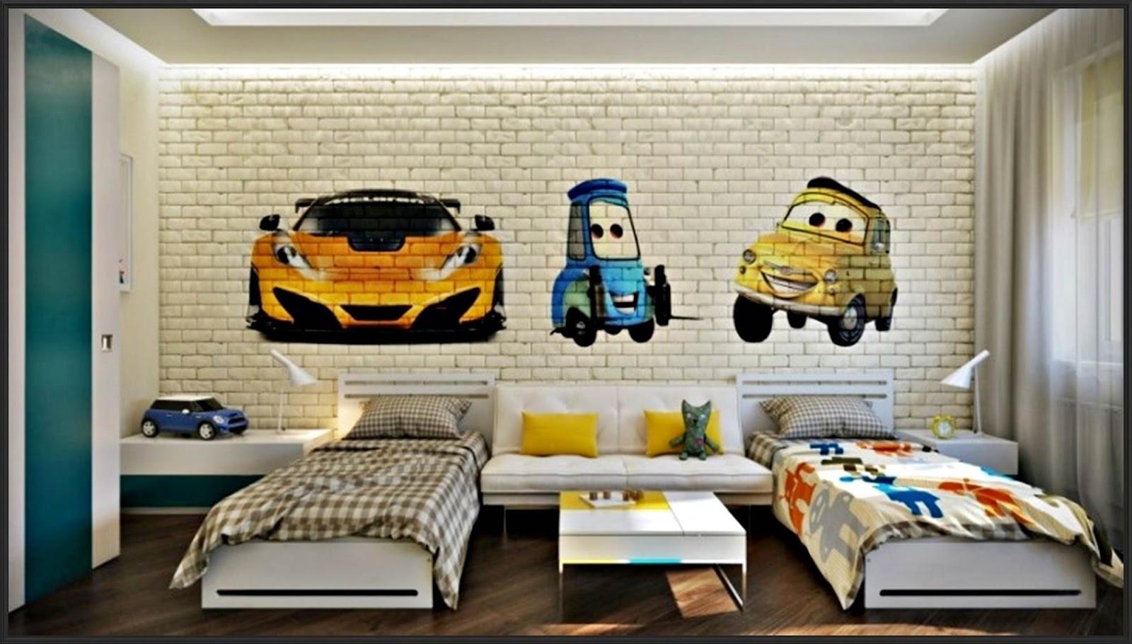 kinderzimmer wände farblich gestalten | minimalistische haus design