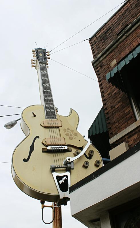 Sun Studio Memphis Tennessee