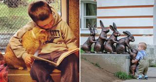 20 φωτογραφίες που αποδεικνύουν ότι η παιδεία ξεκινά από το σπίτι