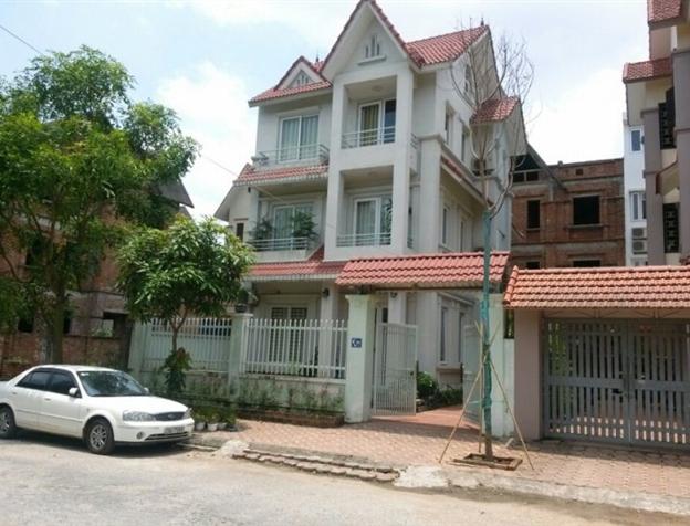 Bán Biệt Thự KĐT Việt Hưng