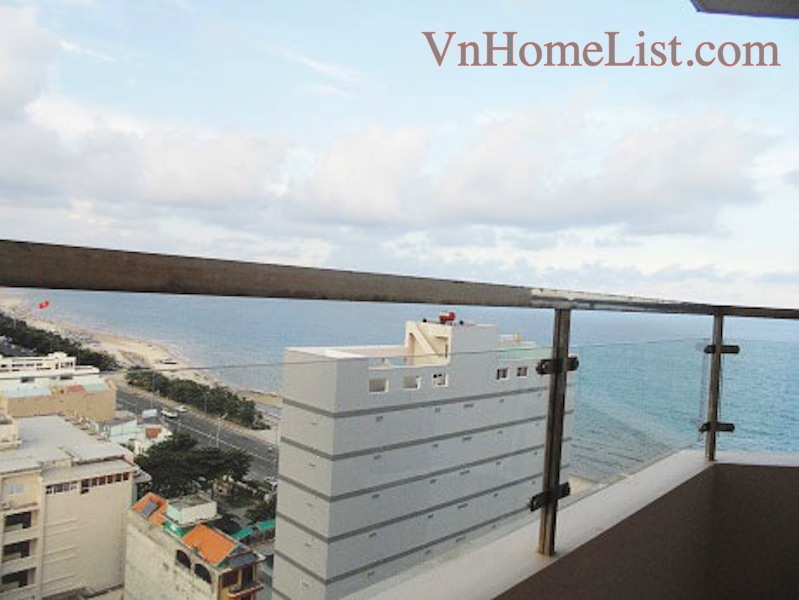 Vung Tau Apartment for rent sea view