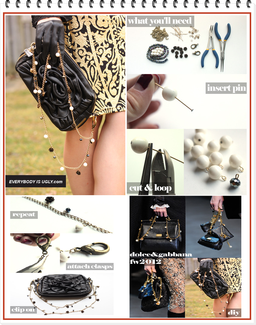 bolsos, customizar, diys, manualidades