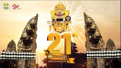Uang Tahun Tiens Ke 21 di selenggarakan di Bali