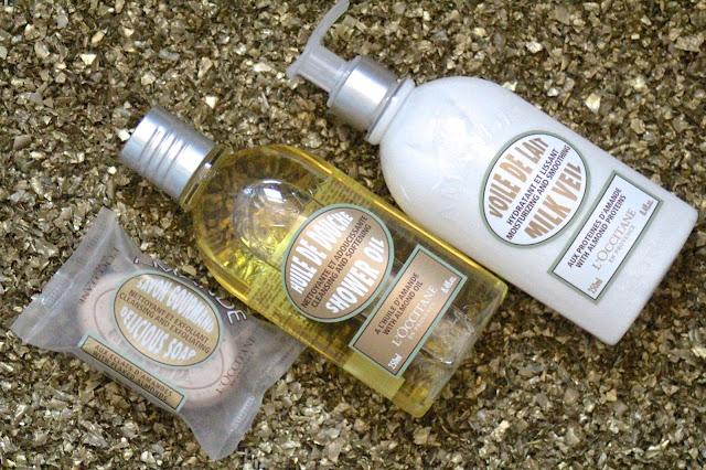 L'Occitane en Provence Almond - recenzija