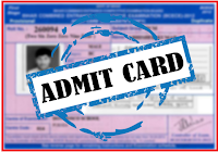 Admit Card / Call Letter download online ssc admit cards for upsc admit cards sbi admit cards