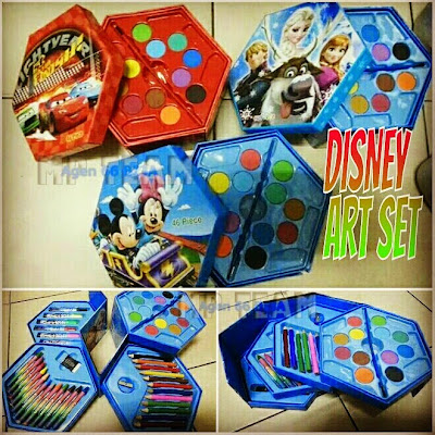 Disney Art Colour all in one set
