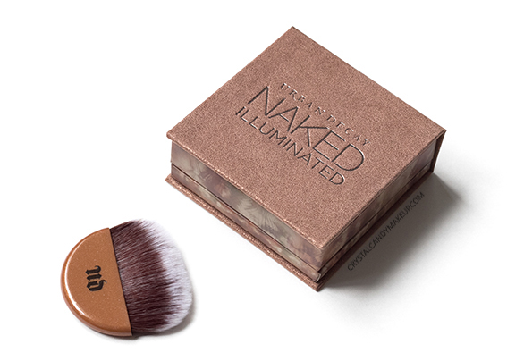 Urban Decay Naked Illuminated Shimmering Powder Lit Review