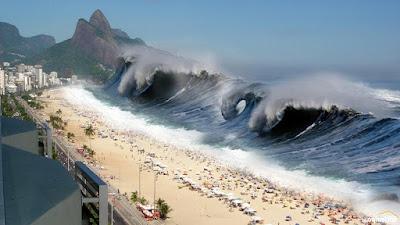 Masih ingatkah tsunami yang ada di Aceh tahun  7 Tsunami paling Besar dan Dahsyat di Dunia