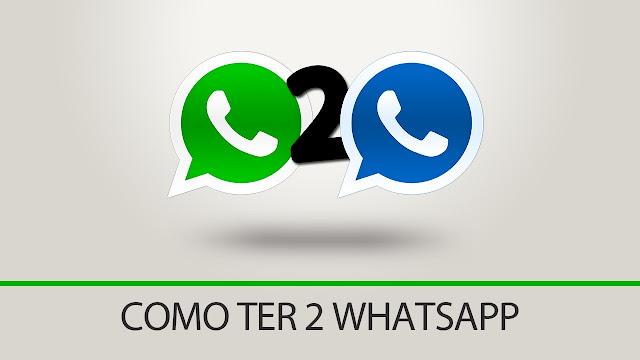 Como usar dois aplicativos do Whatsapp no mesmo aparelho!