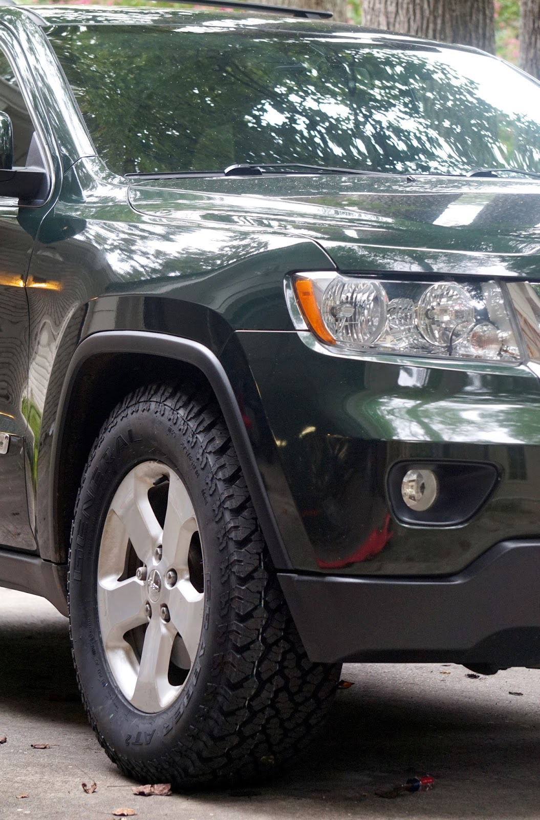 Jeep Wrangler Hemi >> Tire-Wheel Fitment Reports and Summary - Page 2 - JeepForum.com