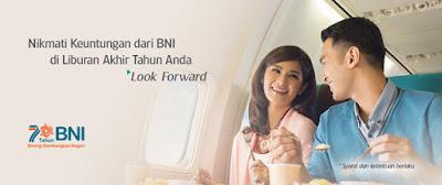 Nikmati Keuntungan dari BNI di Liburan Akhir Tahun Anda - Garuda Indonesia