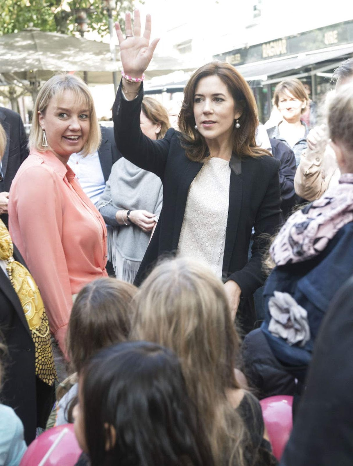 HRH Crown Princess Mary will open the conference together with Mayor of Culture and Urban Development Jane Jegind, Principal of University of Southern Denmark Henrik Dam, and Dr. Jan van Gils, President of the European Network for Child Friendly Cities, on: