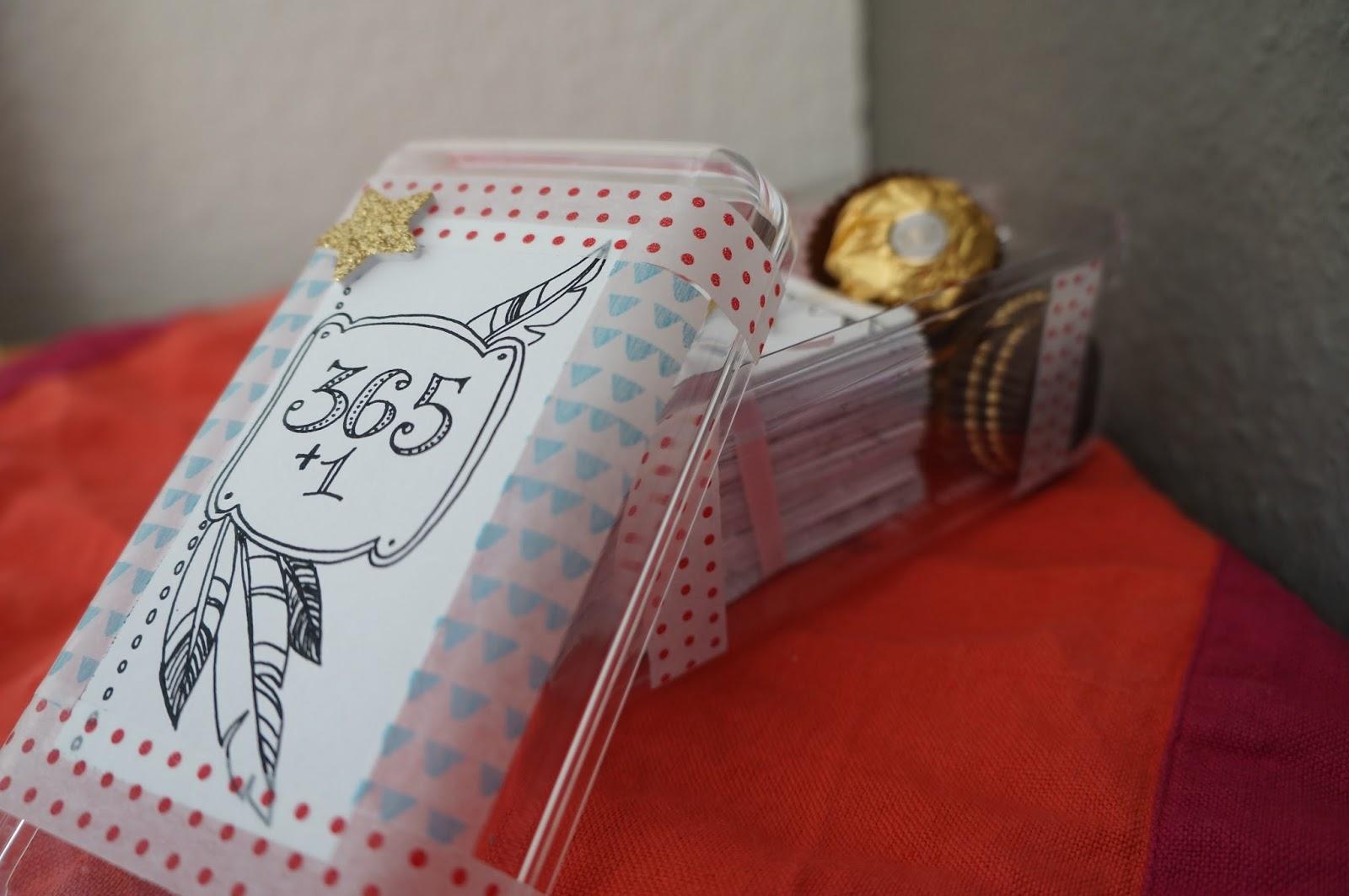GottNaheGlücklich: DIY: Ein persönlicher 365-Tage-Kalender