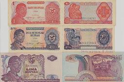 Uang Kertas Republik Indonesia ( RI ) Dari Masa Ke Masa