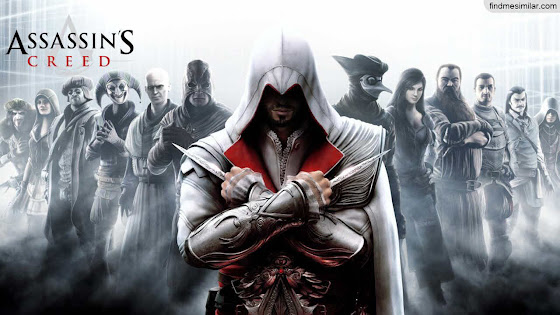 Assassin's creed a game like red dead redemption