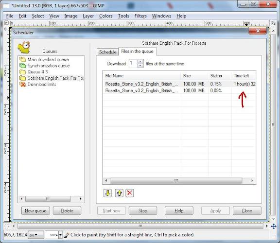 Part Mulai Di Download Oleh Idmdan Setelah Part Selesaimaka Idm Akan Otomatis Mendownload File Part Dan Seterusnya Sampai Semua File Di Daftar Tunggu