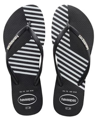 Havaianas Slim Colorblock Flip Flops $20 (reg $28)