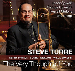 "Steve Turre: ""The Very Thought of You"" / stereojazz"