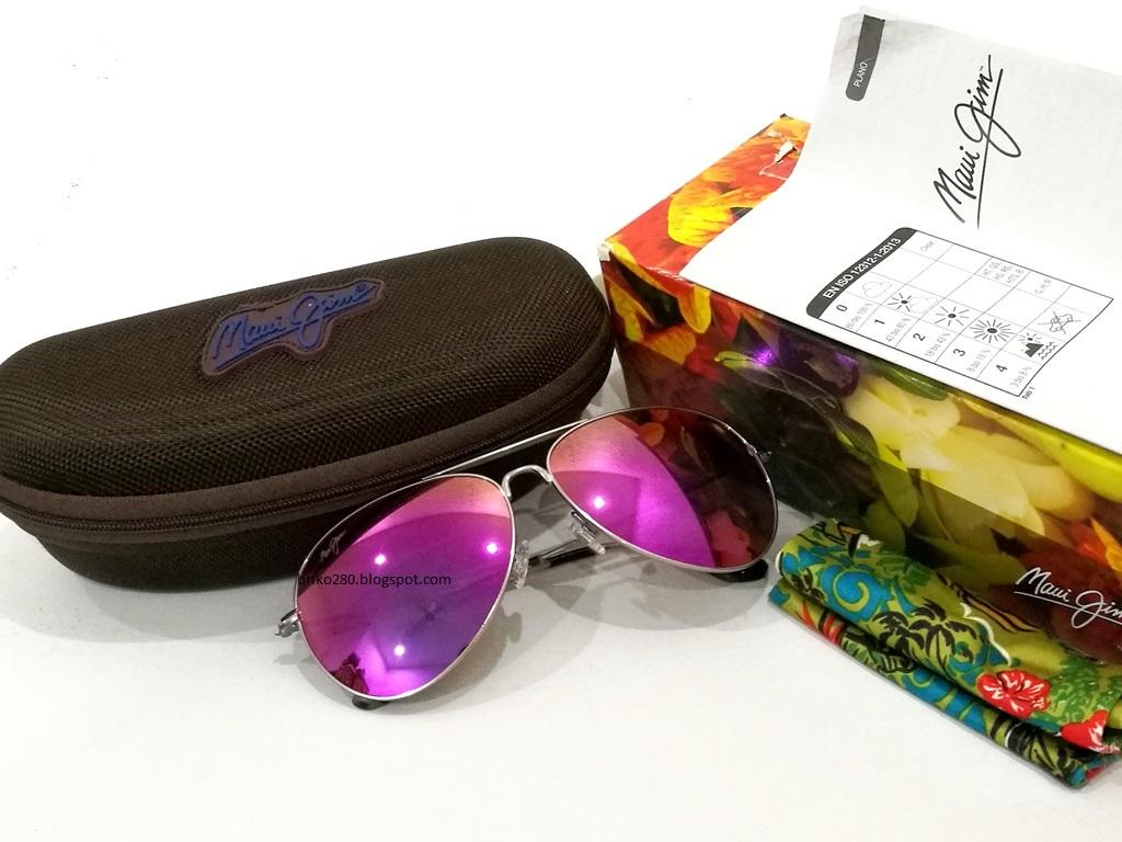 550ceac7ecf Maui Jim Mavericks. Maui Jim Mavericks Polarized Aviator Sunglasses Frame  Rose  Gold
