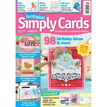 AAustralian Simply Cards #127