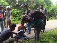 Cintai Narkoba,  Warga Jumba Amuntai Ditangkap Anggota Polsek Pugaan