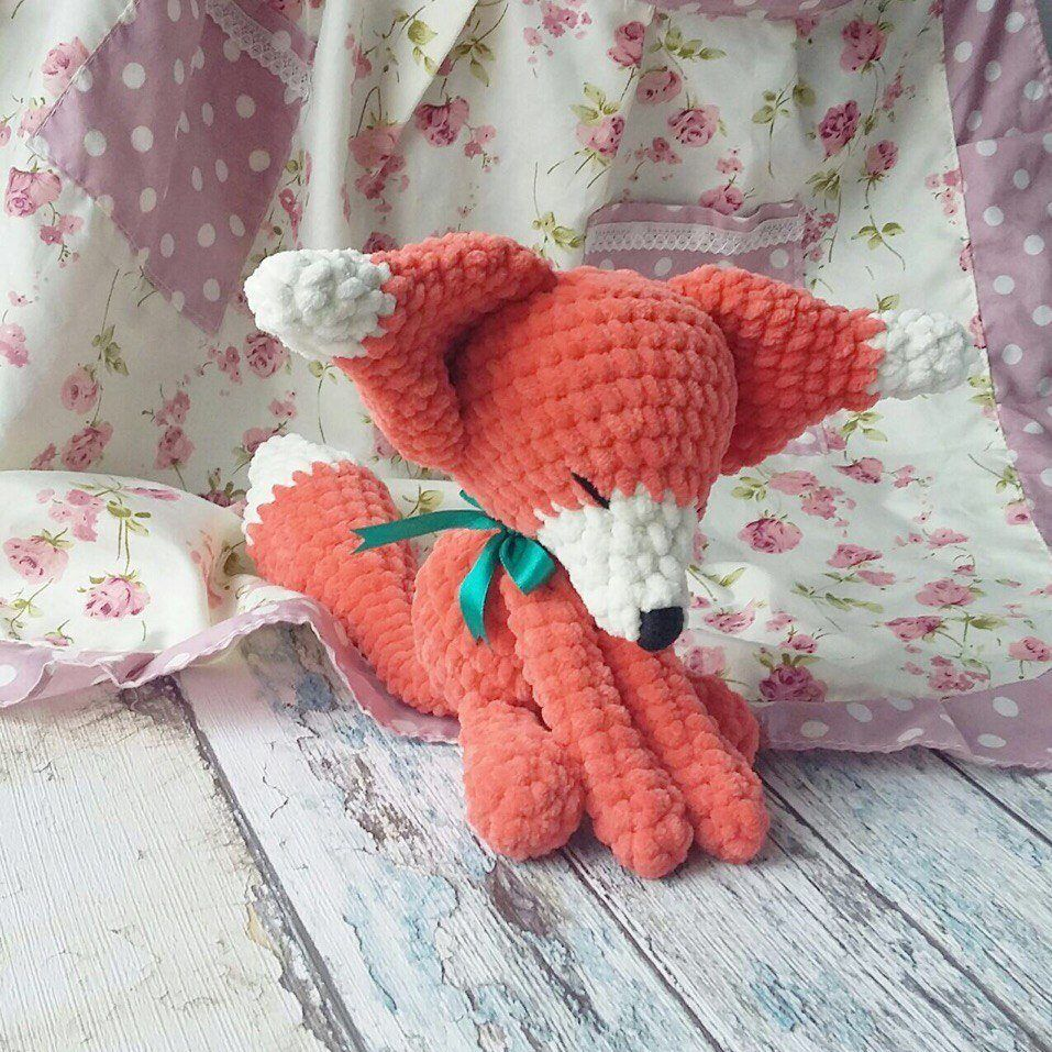 15 Crochet Fox Patterns - Crochet News | 957x957