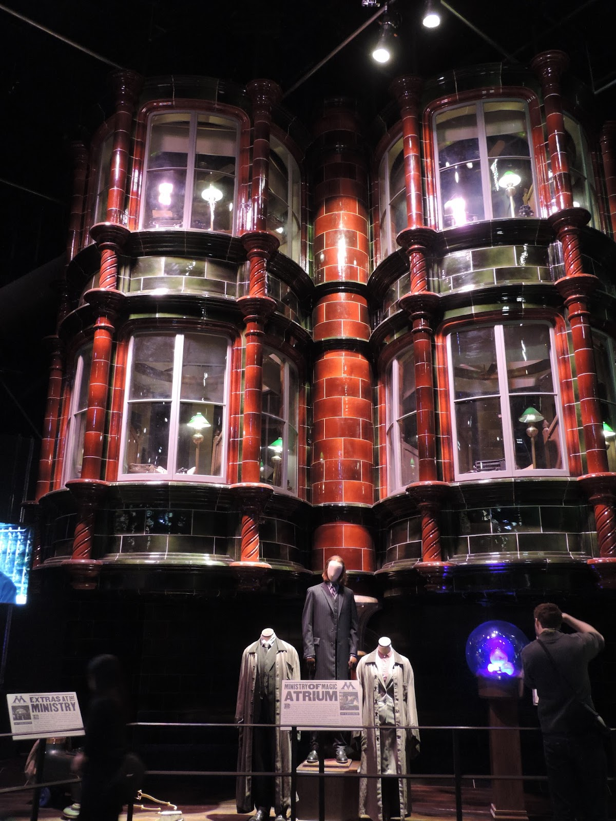warner brothers studio tour Harry Potter world watford