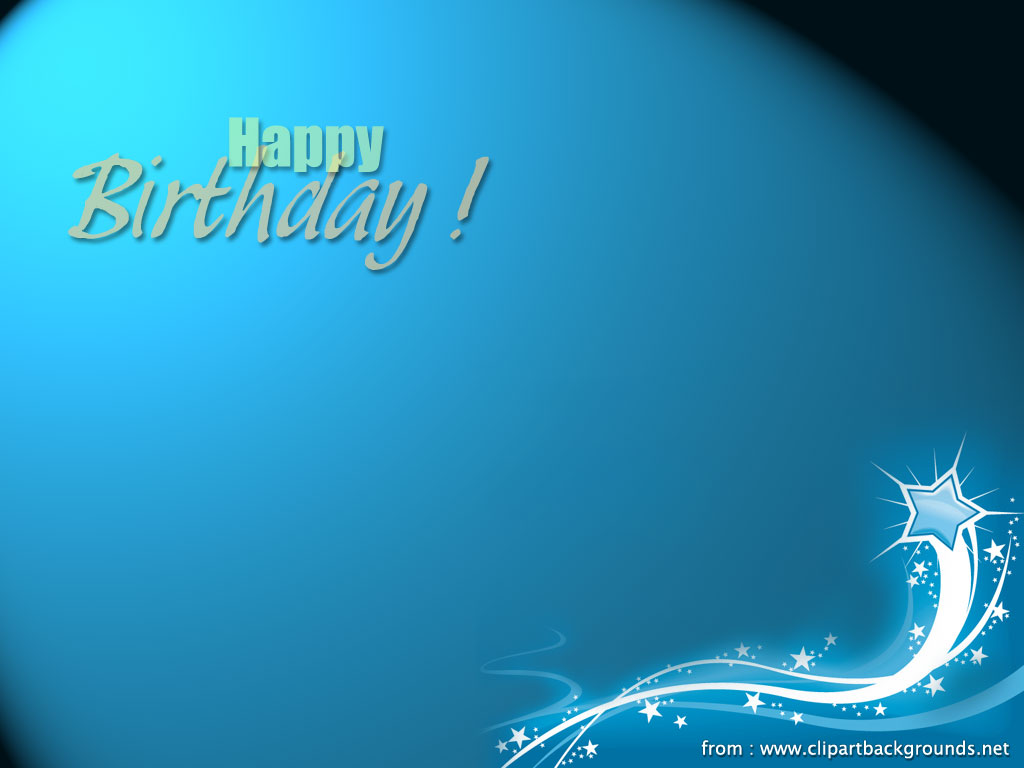 Background Collections: Birthday Wallpapers