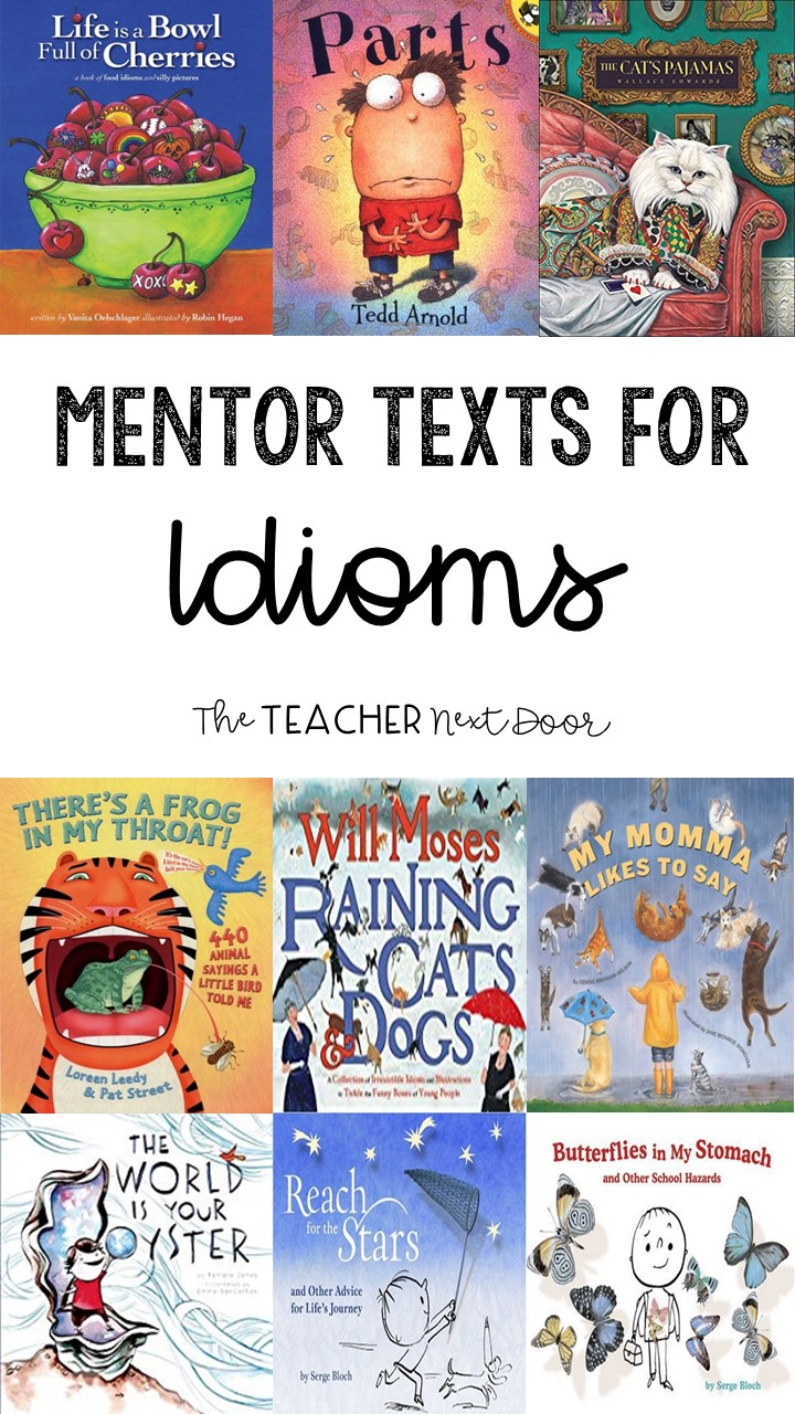 medium resolution of Fun Activities to Teach Idioms   Upper Elementary Snapshots
