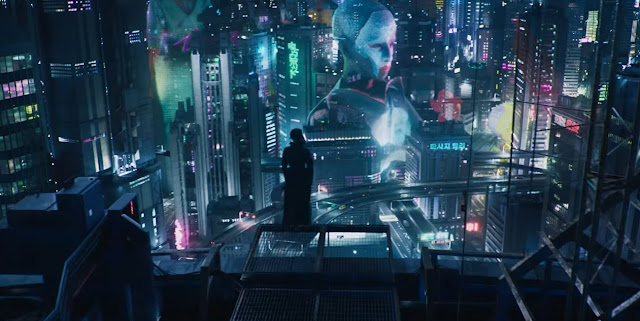 Ghost in the Shell Major Still