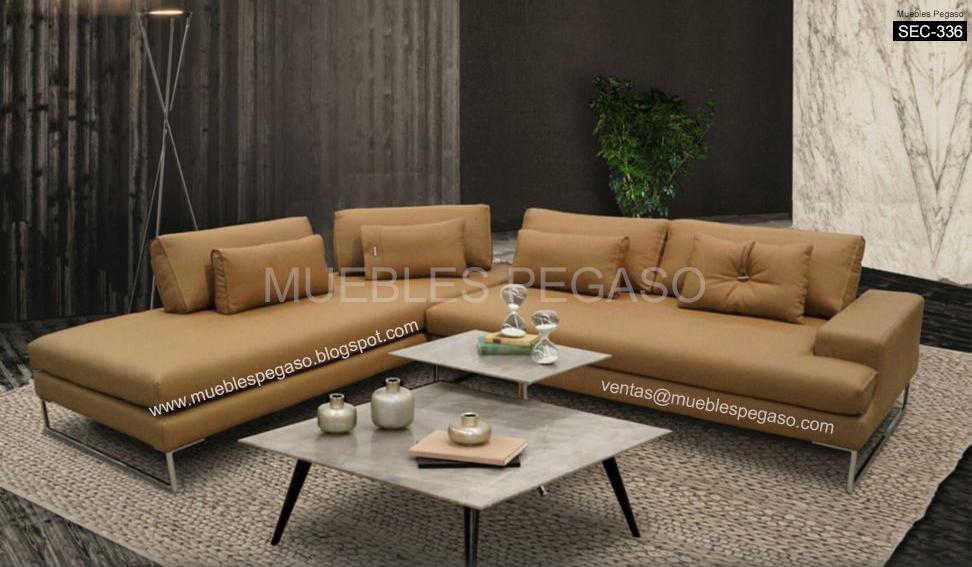 Muebles pegaso muebles de dise o salas modernas - Diseno de muebles de sala ...