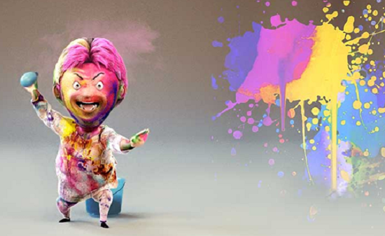 Happy Holi images HD 2016