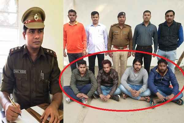 cia-sector-30-vimal-kumar-team-arrested-4-accused-in-fir-no-469-photo