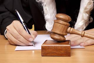 Determinación judicial subsidiaria de los efectos y disolución del régimen económico