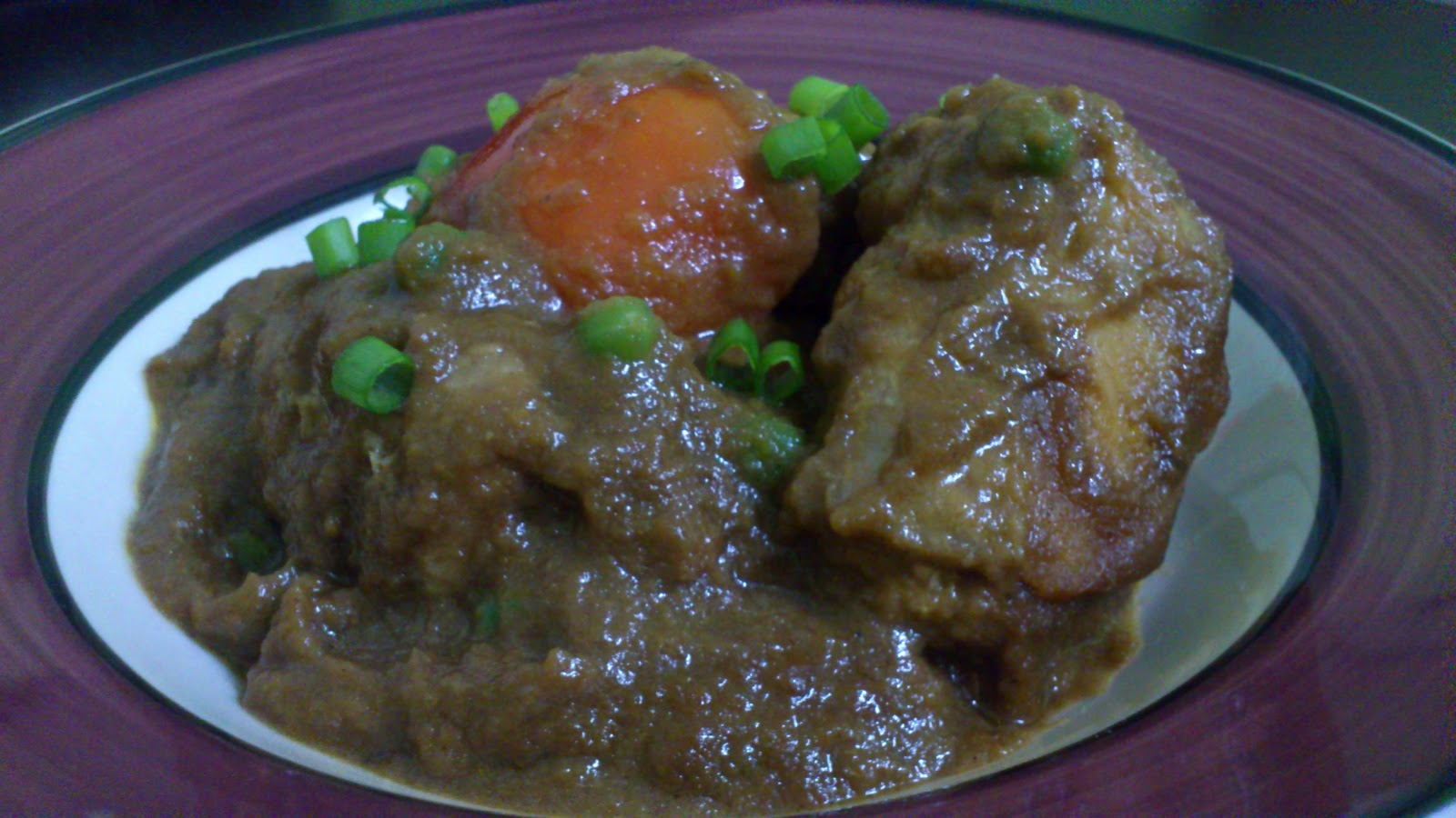 resepi ayam masak merah   makan copd blog Resepi Ayam Goreng Kunyit Madu Enak dan Mudah