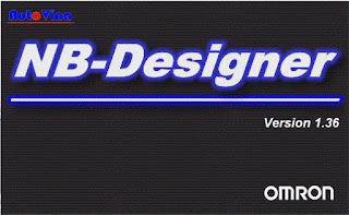 Tải phẩn mềm, download phần mềm lập trình màn hình HMI Omron NB Series NB7W-TW00B