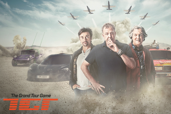 Gamescom 2018: Amazon reveals The Grand Tour Game for PlayStation 4 and Xbox One