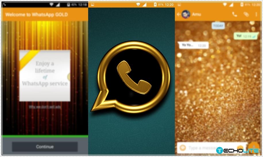 Whatsapp Gold Version