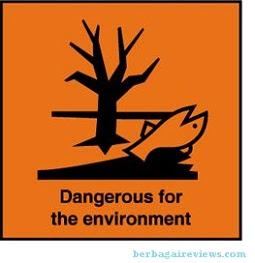 Dangerous for Enviromental (Bahan Berbahaya bagi Lingkungan) - berbagaireviews.com