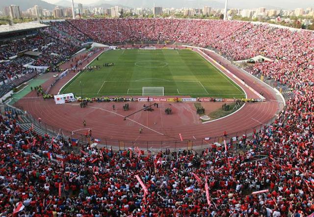 Futebol em Santiago