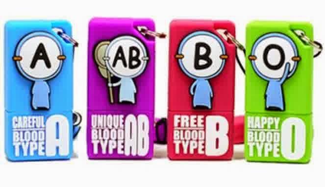 Diet Golongan Darah O, A, B dan AB