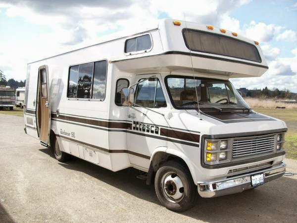 Used RVs 1980 Winnebago Itasca Sundancer Motorhome For Sale