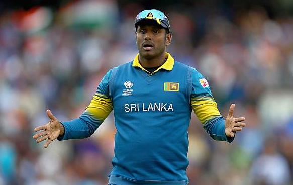 Mathews out, Malinga in for Sri Lanka's irregular T20I against England