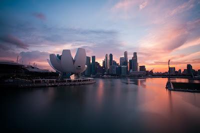 Singapour par Geoffroy Stern, une ville a la pointe des nouvelles technologies