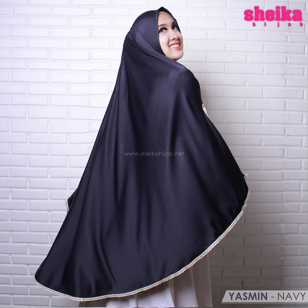 Model Hijab Syar I Untuk Wanita Gemuk. berhijab masa kini