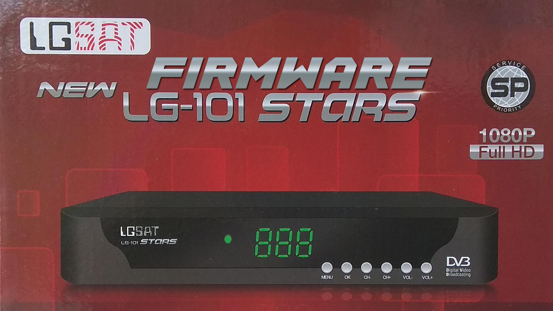 Download SW LGsat 101 Stars New GuoXin Firmware Receiver Garmedia