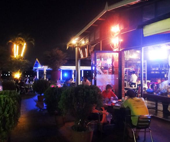 zero zone restaurant and nightclub