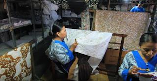 Batik Kauman Vilice