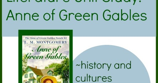 anne of green gables study guide pdf